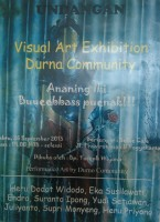 Visual Art Exhibition Durna Comunity