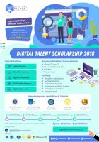Digital Talent Scholarship 2018