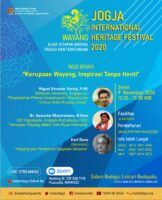 Jogja International Heritage Festival 2020